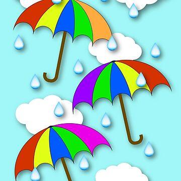 Rainy Days by KeithHawley