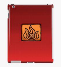 I am a Firebender iPad Case/Skin