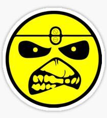Iron Maiden - Eddie der Emoji Sticker