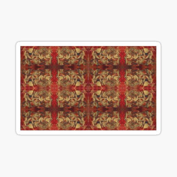 digipatt_12/15 - digital patterns sdtho_art, limited series Sticker