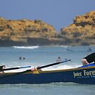 Port Fairy does a Stephen Bradbury by Andrew Mather