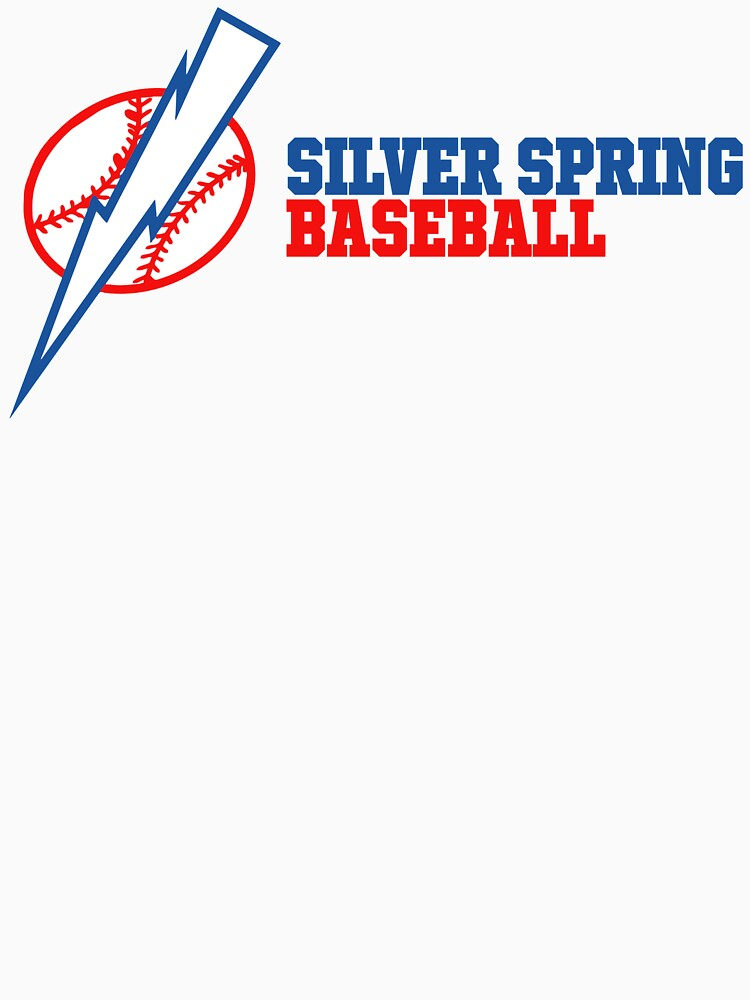 """T-Bolts """"Silver Spring Baseball"""" Design by T-Bolts"""
