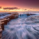 Cowaramup Bay Sunset by Paul Pichugin