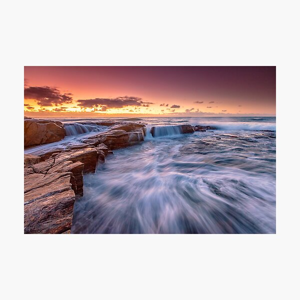 Cowaramup Bay Sunset Photographic Print