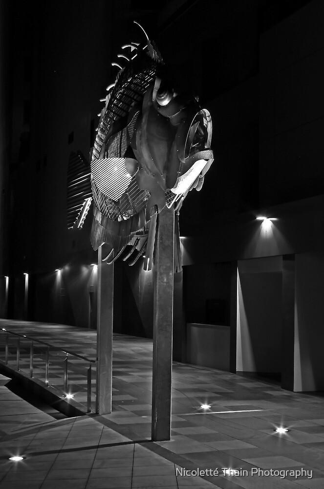 Urban Sculpture by Nicoletté Thain Photography