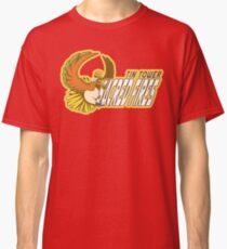 Tin Tower Sacred Fires: Ho-oh Sports Logo Classic T-Shirt