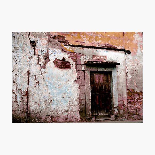 13 Avenida Photographic Print