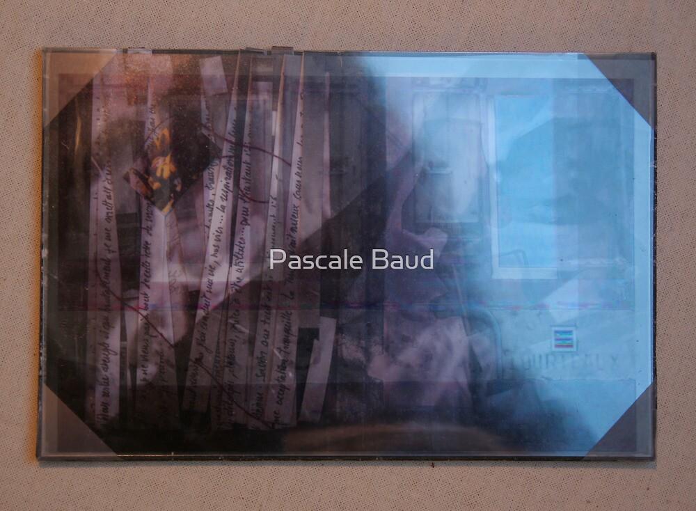 Secret Postcard n°7 by Pascale Baud
