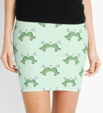 Dino Love! (Hug Me!) Mini Skirt