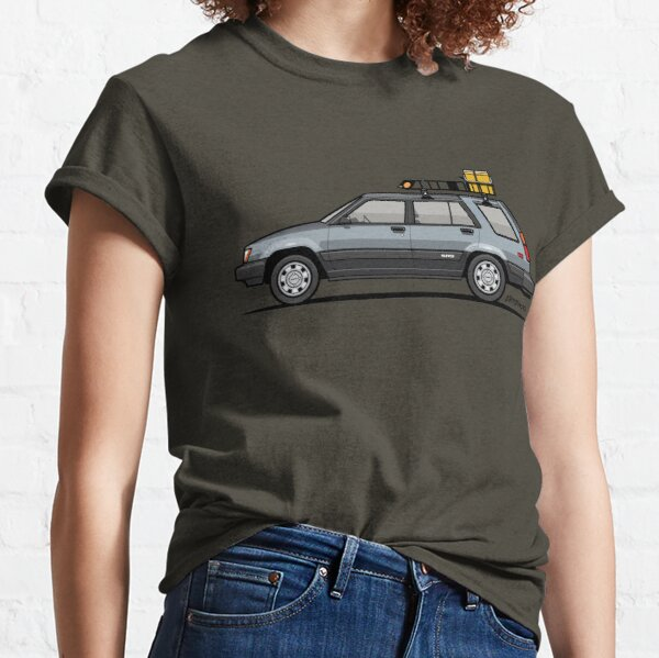 Trevin Howell's Toyota Tercel SR5 4WD Wagon AL25 Classic T-Shirt