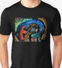 Shaman vs. Wizard T-Shirt