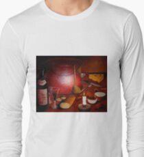 A Dinner Fantasy A La Francais Long Sleeve T-Shirt