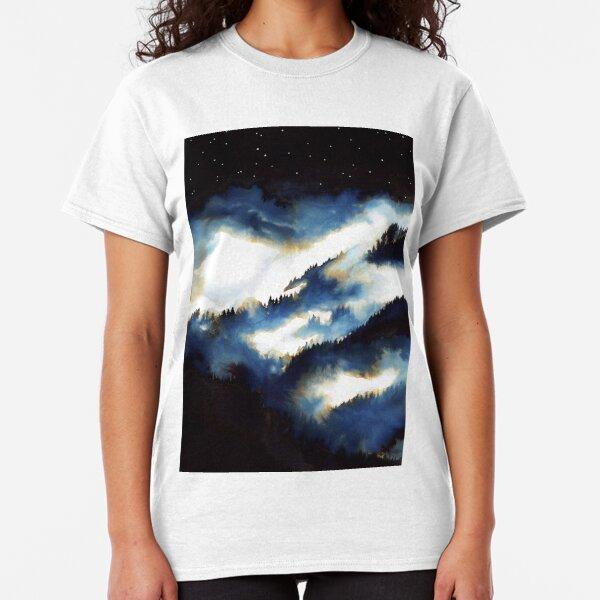 Forêt de Nuit T-shirt classique