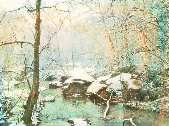 Winter's Kiss by MotherNature