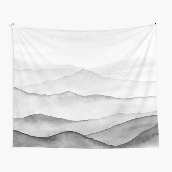 Black Mountains Tapestry