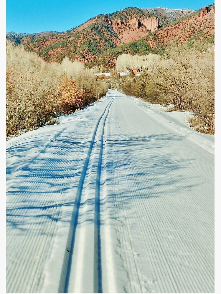 North Through the Jaws of Snowmass Canyon by 32DARTS