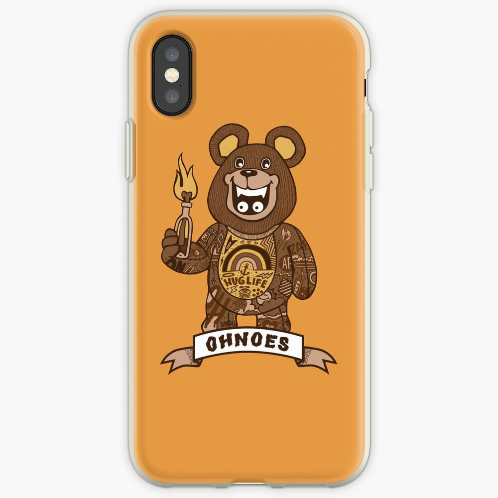 Oh nein iPhone-Hüllen & Cover