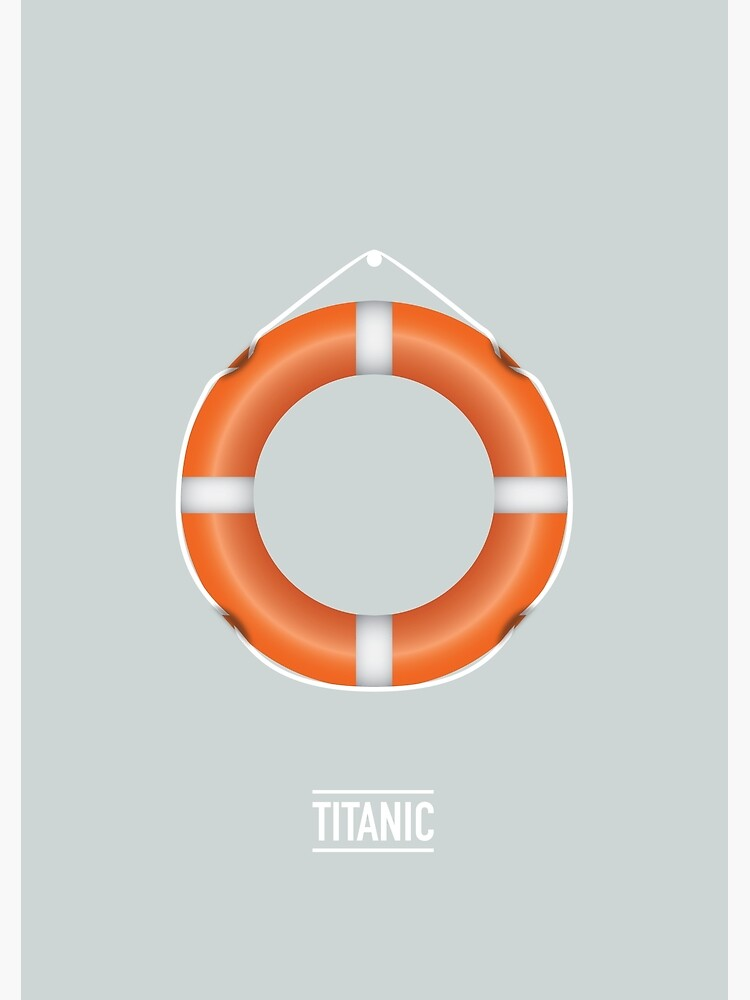Titanic by MoviePosterBoy