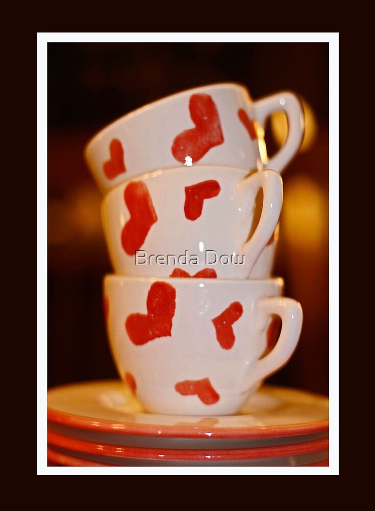Come Share a Cup of My Brew by Brenda Dow