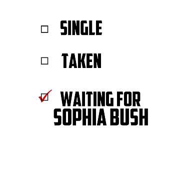Waiting For Sophia Bush by NessaElanesse