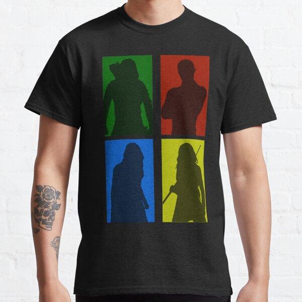 DCTV Arrowverse Classic T-Shirt