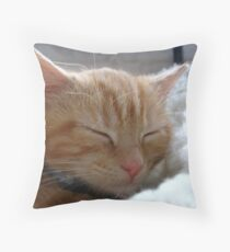 Snuggle Time Throw Pillow