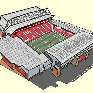 #Anfield #Liverpoolfc #LFC  by Matty723
