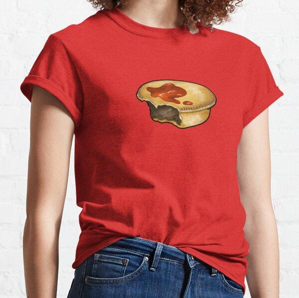 Aussie Meat Pie Floater Classic T-Shirt