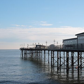 Teignmouth Pier by CreativeEm