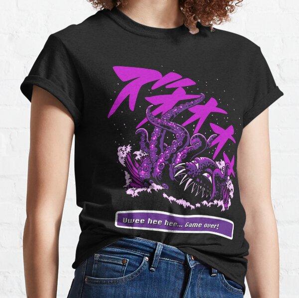 Pulpo gigante Camiseta clásica