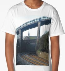 Under & Over: Bridges & Rails Long T-Shirt