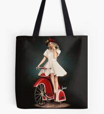 a ride Tote Bag