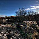 Rocky Seat by Richard Horsfield