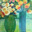 Flowers by Val Spayne