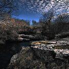 Rock, Sky, Stone by Richard Horsfield