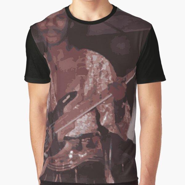 Mark Adams Of Slave Graphic T-Shirt