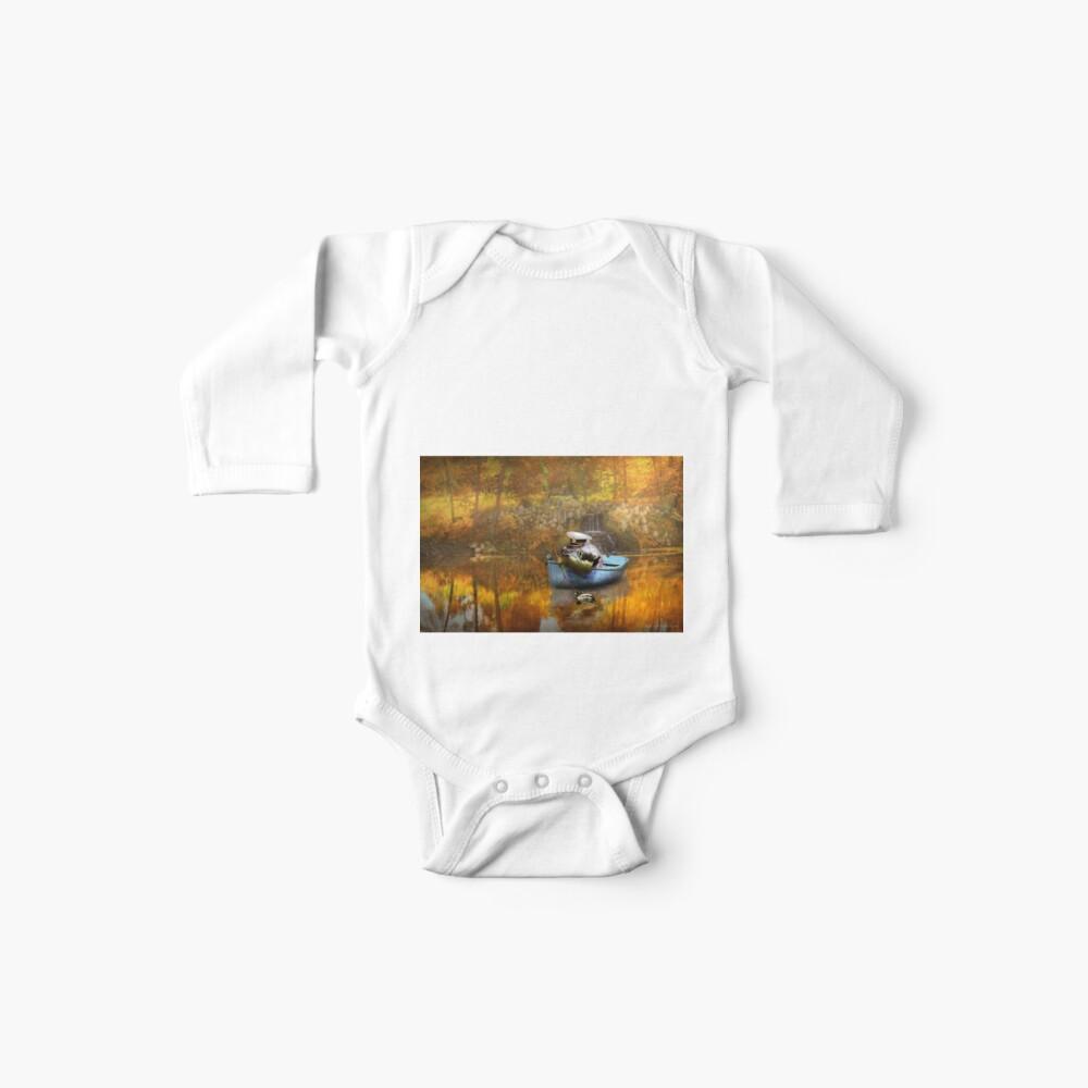 Tier - Fisch - Der Kapitän Baby Body