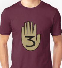 Journal 3 Unisex T-Shirt
