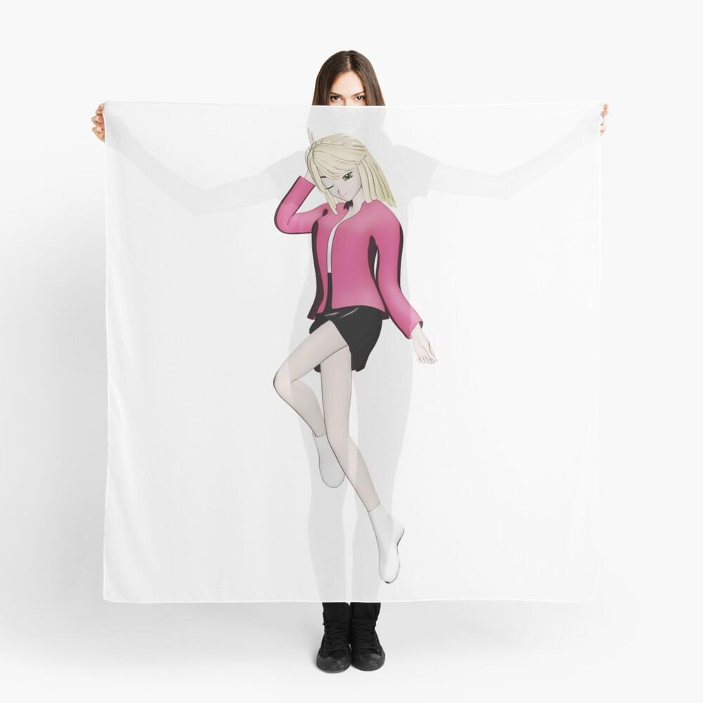 Manga Girl Tuch
