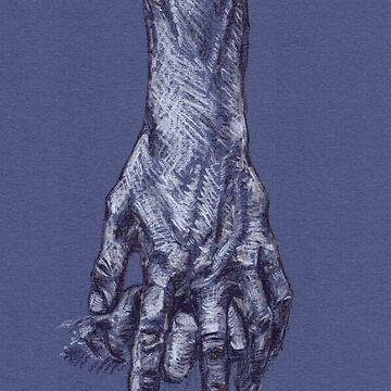 Hands by BarnabyEdwards