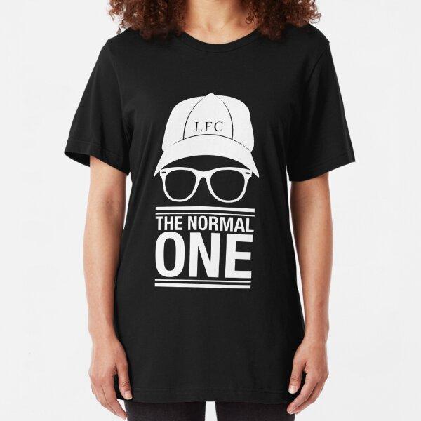 I/'m A Just Like Normal Mom Except Much Standard Unisex T-shirt Lfc Kopite Mum