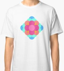 Flower Cube Classic T-Shirt