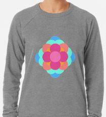 Flower Cube Lightweight Sweatshirt