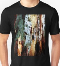 Coloured Bark Unisex T-Shirt