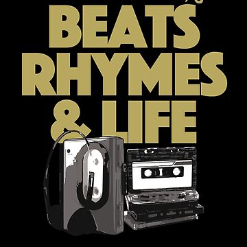 Beats Rhymes and Life, Tribe 1996 by BonafideIcon