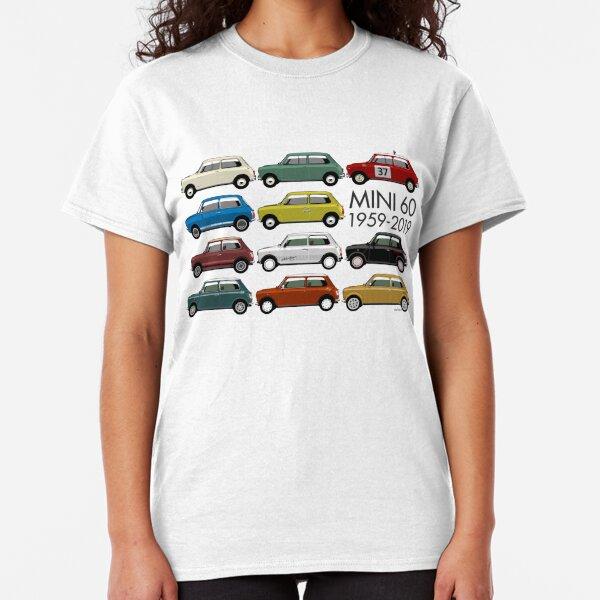 Mini 60 anniversary Classic T-Shirt