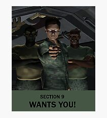 Section 9 Photographic Print