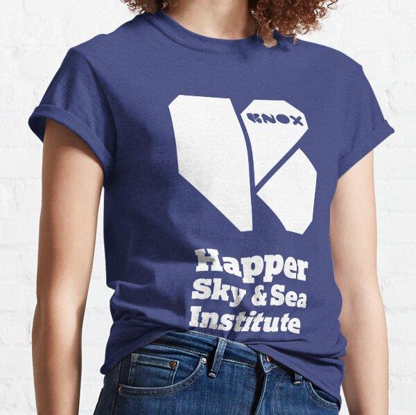 Happer Sky & Sea Institute logo Classic T-Shirt