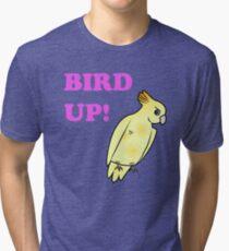 Bird UP Tri-blend T-Shirt
