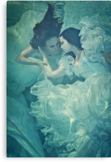 OCEANIC FAIRYTALES - Meeting the bride by jamari  lior